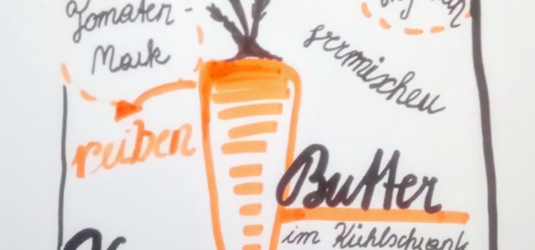 Genussrezept – Karottenbutter